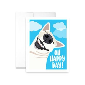 Oh Happy Days! Greeting Card