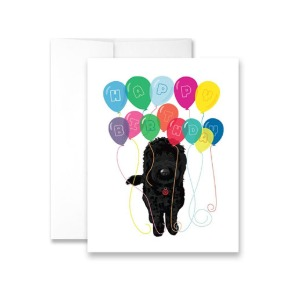 Happy Birthday! (Balloons) Greeting Card